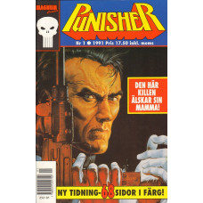 Punisher 1991-01 (Magnum comics) (1:a nr)