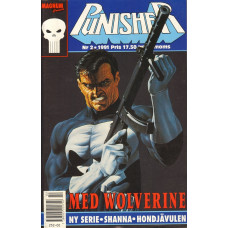 Punisher 1991-02 (Magnum comics)