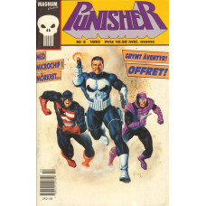 Punisher 1992-02 (Magnum comics)