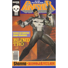 Punisher 1991-03 (Magnum comics)
