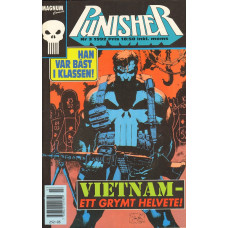 Punisher 1992-03 (Magnum comics)
