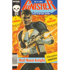 Punisher 1991-04 (Magnum comics)