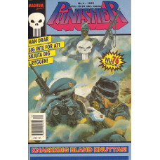 Punisher 1992-04 (Magnum comics)
