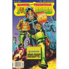 Judge Dredd 1991-04 (Magnum comics presenterar)
