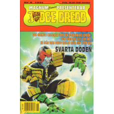 Judge Dredd 1991-06 (Magnum comics presenterar)