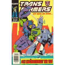 Transformers 1991-02 (Sista exet)