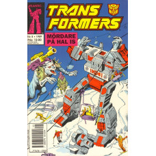 Transformers 1989-08 (Sista exet)