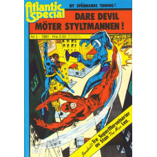 Atlantic Special 1981-03 Daredevil