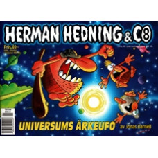 Herman Hedning & Co Nr 08 Universums ärkeufo