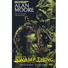 Saga Of Swamp Thing Book 02 (TP)