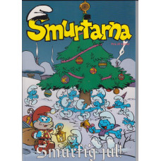 Smurfarna Smurfig Jul!