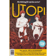Utopi magasin 04 (2011) (Tidning)