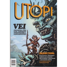 Utopi magasin 06 (2012) (Tidning)