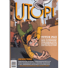 Utopi magasin 07 (2012) (Tidning)