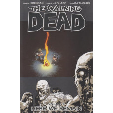 Walking Dead Vol 09 Here We Remain (TP)