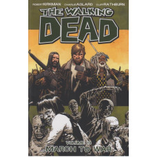 Walking Dead Vol 19 March To War (TP)