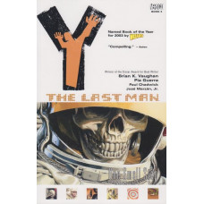 Y The Last Man Vol 03 One Small Step (TP)
