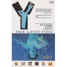 Y The Last Man Vol 04 Safeword (TP)