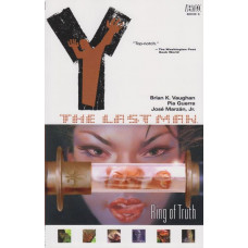 Y The Last Man Vol 05 Ring Of Truth (TP)