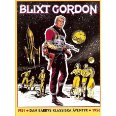 Blixt Gordon Dan Barrys klassiska äventyr 1951-1956