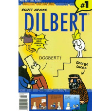Dilbert - Ratbert som Chihuahua (Comics collection Nr 01)