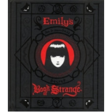 Emily the Strange Book of Strange (Inb)