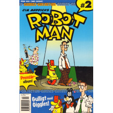 Robotman (Comics collection nr 2)