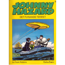 Johnny Hazard 03 Det flygande tefatet