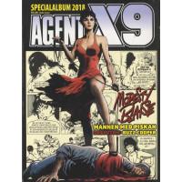 Agent X9 Specialalbum 2018 (Julalbum)