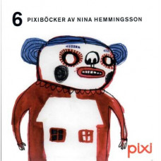 Nina Hemmingsson Pixi-box (6 pixiböcker)