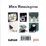 Nina Hemmingsson Pixi-box (6 pixiböcker)