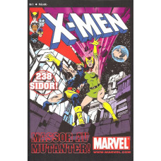 X-Men Nr 01 Massor av mutanter (Storpocket)