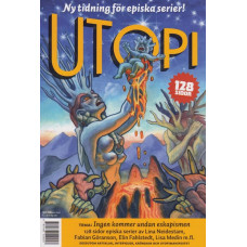 Utopi magasin 01 (2011) (Tidning)