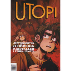 Utopi magasin 12 (2014) (Tidning)