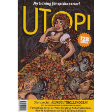 Utopi magasin 03 (2011) (Tidning)