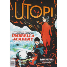 Utopi magasin 09 (2013) (Tidning)