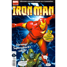 Iron Man 12 (Marvel special 12-2008)