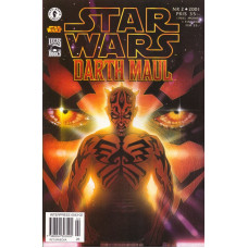 Star Wars 2001-02 (Darth Maul)