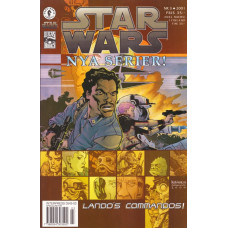 Star Wars 2001-03 (Nya serier! - Landos commandos!)