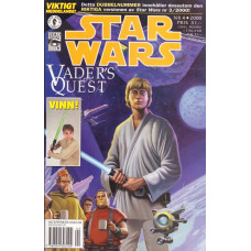 Star Wars 2000-04 (Vaders Quest del 1 + 2)