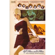 Fairest Vol 04 Of Men And Mice (TP)