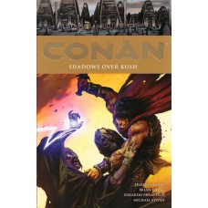 Conan Vol 17 Shadows over Kush (TP)