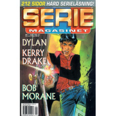 Seriemagasinet 2000-01 Dylan dog