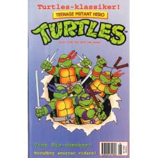 Teenage mutant hero Turtles 1996-08
