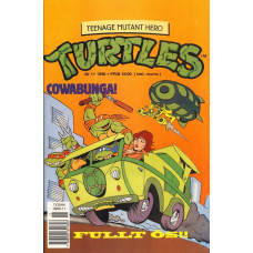 Teenage mutant hero Turtles 1996-11