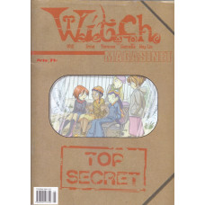 Witch Magasinet - Top secret
