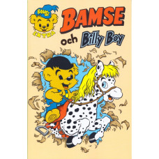 Bamse-Extra 2017-01 Bamse och Billy Boy