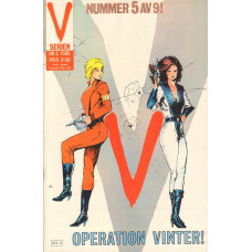 V-Serien 1986-05 Operation vinter!
