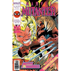Marvel Mutanter 1990-07