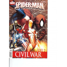 Spider-Man 2007-05 (Civil War #2 av 7)